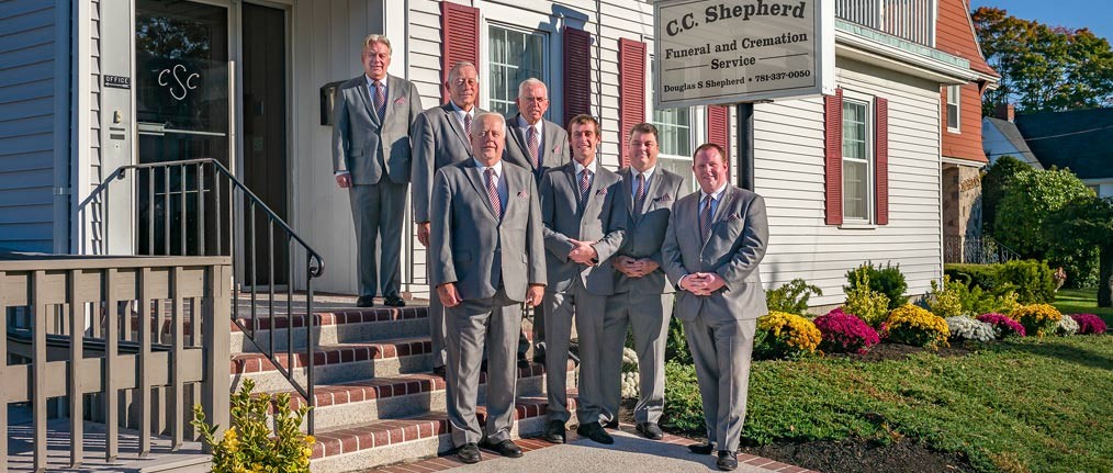 C. C. Shepherd Funeral Service, South Weymouth, MA